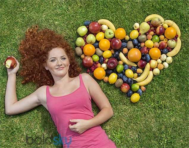 Cho trái tim khỏe: ăn nhiều rau sẽ giúp lưu thông máu tốt hơn do chúng chứa năng lượng, sắt và chất dinh dưỡng khác. Điều này tốt cho tim, tốt cho động mạch và đẩy lùi bệnh tim.