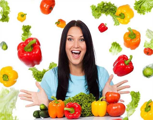 Một trong những lý do chính để ăn rau vì giúp cơ thể khỏe mạnh. Đó là một lựa chọn lành mạnh cho tim, phổi, dạ dày và tốt hơn cho sức khỏe.