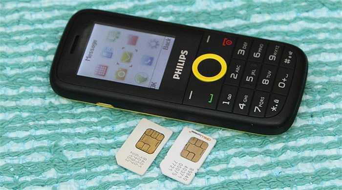 Philips E130 (390.000 đồng). Phục vụ người dùng phổ thông, Philips cũng đã mang tới nhiều sản phẩm tốt, trong đó E130 là đại diện có mức giá hấp dẫn nhất. Nổi trội với nút điều hướng hình tròn đặc trưng của mình, Philips E130 còn có phần trội hơn các sản phẩm đến từ Microsoft hay Samsung với trang bị bluetooth, hỗ trợ thẻ nhớ ngoài dung lượng tối đa lên đến 32GB và một camera sau độ phân giải VGA (480 x 640 pixel). Cấu hình còn lại của máy bao gồm màn hình: 1,77 inch (128 x 160 pixel), 1 khe