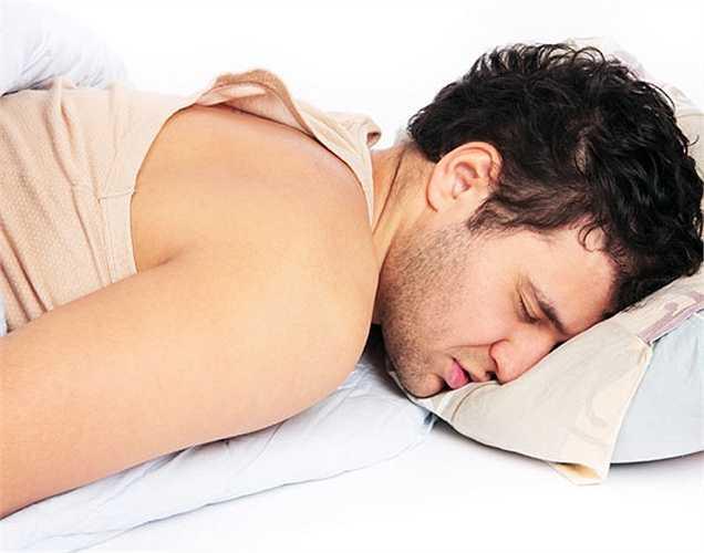 5. Mất ngủ hoặc giấc ngủ kém là một triệu chứng của tình trạng này.