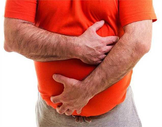 8. Đàn ông bắt đầu tích lũy mỡ bụng khi mức độ testosteron giảm thấp.