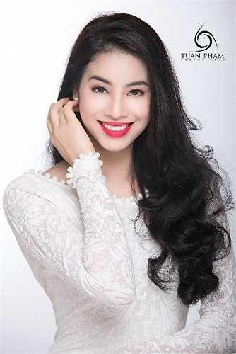 Tân Hoa hậu Hoàn Vũ 2015 Phạm Hương được cho là 'chị em' với Hồ Ngọc Hà, Trương Ngọc Ánh vì giống nhau tới bất ngờ.