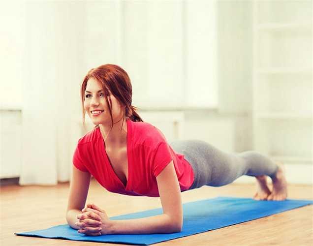 1. Tập thể dục là một trong những yếu tố ảnh hưởng đến tâm trạng của bạn. Ngay khi bạn bắt đầu làm việc, bạn bắt đầu cảm thấy tốt hơn vì chất endorphin được giải phóng.
