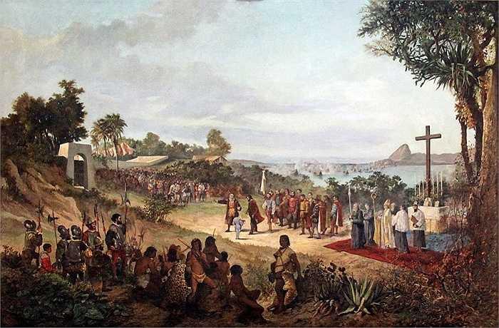 Rio de Janeiro (Brazil): Rio de Janeiro do một đoàn thám hiểm tìm thấy vào năm 1565