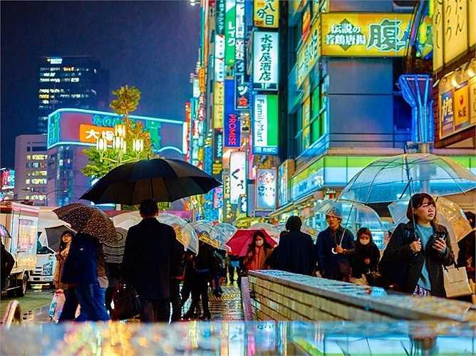 Đến nay, Tokyo đã trở thành một trong những thành phố lớn nhất thế giới với 13 triệu dân