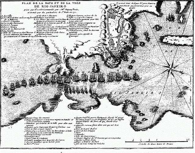 Đến năm 1711, thành phố này đã được hình thành