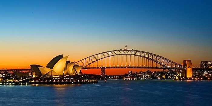 Giờ đây, Sydney đã là thành phố hào hoa, tráng lệ của đất nước Australia xinh đẹp