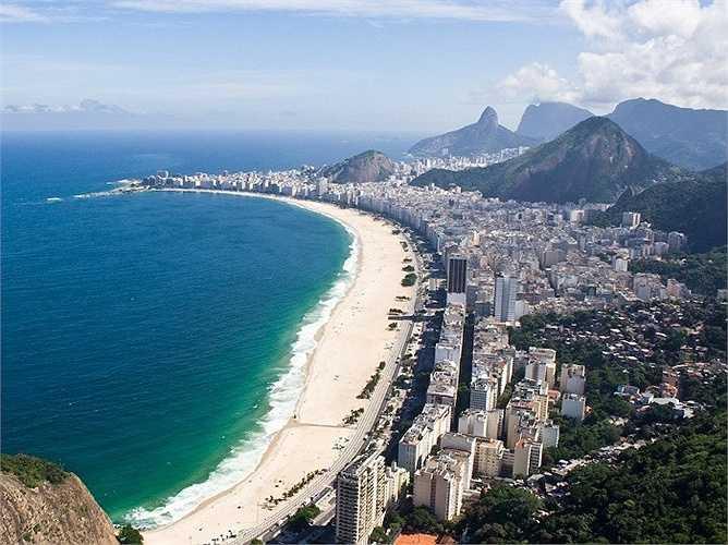 Ngày nay, Rio de Janeiro vẫn được xếp vào hàng những thành phố đẹp nhất thế giới