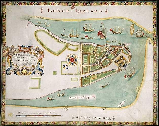 New York (Mỹ): Thành phố này của Mỹ từng có tên là New Amsterdam