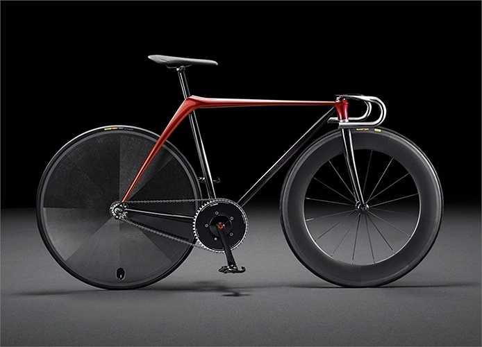 Hãng Mazda sản xuất chiếc xe đạp này như một tùy chọn cho người mua chiếc Mazda CX-5 tại một số thị trường như Bắc Mỹ và Nhật (Quốc Lâm)