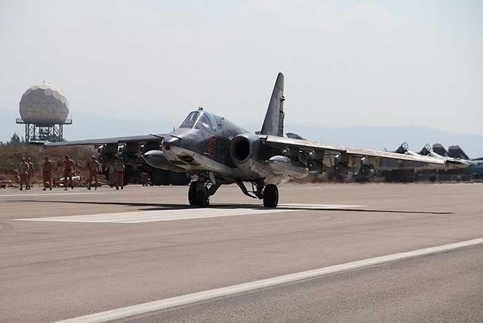 Cường kích Su-25