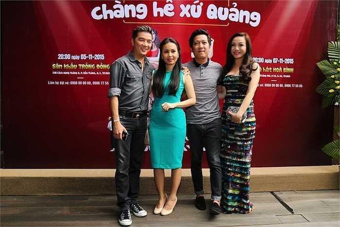 'Chàng hề xứ Quảng' được đầu tư công phu với mong muốn xây dựng một chân dung trọn vẹn nhất của nghệ sỹ Trường Giang trong sự nghiệp diễn xuất, đặc biệt là trên sân khấu hài.