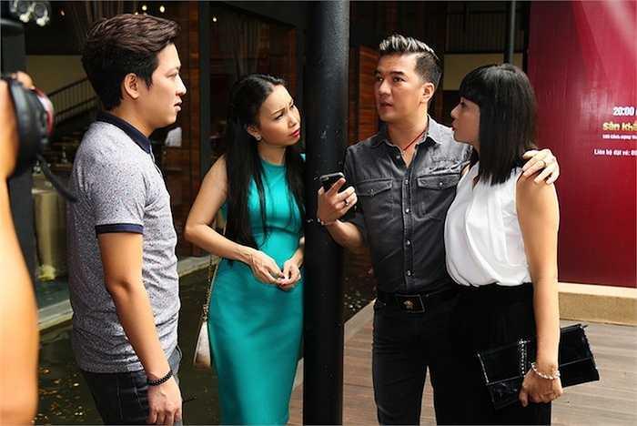 Liveshow có sự tham gia của các nghệ sỹ khách mời, là những đồng nghiệp thân thiết, gắn bó mật thiết với Trường Giang trong 10 năm tham gia nghệ thuật.
