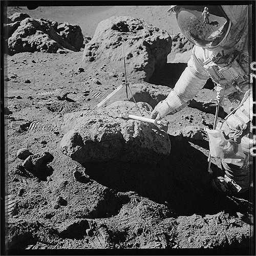 Apollo 15, đáng lẽ nằm trong phần kế hoạch mang mã số 'H mission,' nhưng sau đó đã trở thành chuyến tàu đầu tiên mang mã 'J mission.' (Nguồn: Sputniknews)