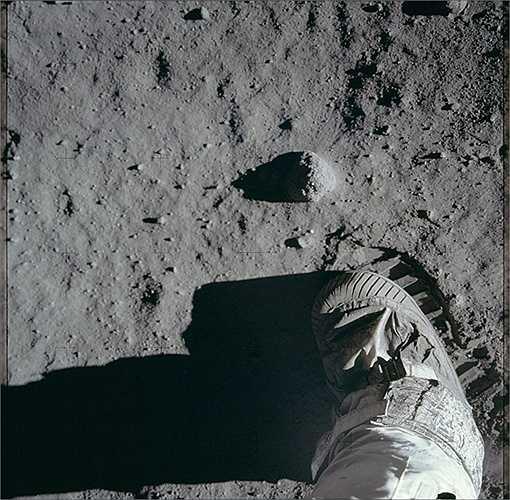 Tàu Apollo 17 đã đưa 3 phi hành gia lên Mặt Trăng gồm Eugene Herman, Harrison Schmitt và Ronald Evans. (Nguồn: Sputniknews)