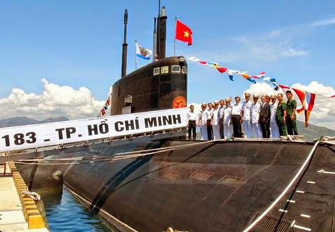 Thời gian qua, các trang báo và trang tin quân sự Trung Quốc tỏ ra chú ý đặc biệt đến tàu ngầm Việt Nam