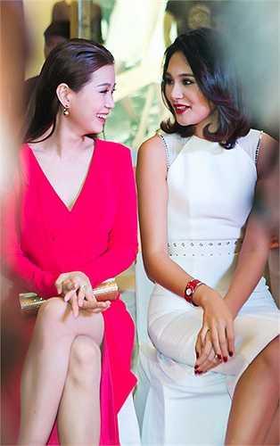 Trở về từ cuộc thi Hoa hậu Hoàn vũ Việt Nam 2015 với tư cách giám khảo, Hương Giang lại tiếp tục bận rộn với công việc đã đề ra trước đó