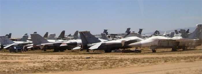 Những chiếc máy bay tấn công chiến thuật F-111 Aardvark
