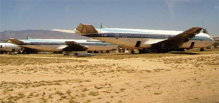 Máy bay chở khách hết niên hạn sử dụng