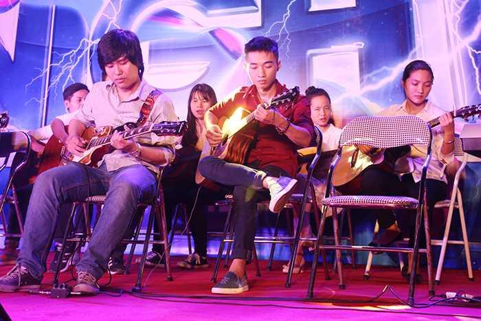 Nhạc hội giao lưu sinh viên 2015