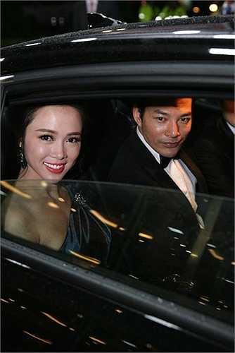 Tối 01/10, Trần Bảo Sơn, Vũ Ngọc Anh – 2 diễn viên chính của bộ phim điện ảnh 'Quyên' đã có mặt tại Hàn Quốc để tham gia lễ khai mạc LHP quốc tế Busan.
