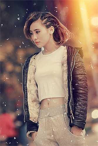 Dù đam mê nghệ thuật nhưng Thúy Kiều không thi vào Sân khấu Điện ảnh. Hiện cô là sinh viên khoa Quản trị kinh doanh, trường Đại học Phương Đông.