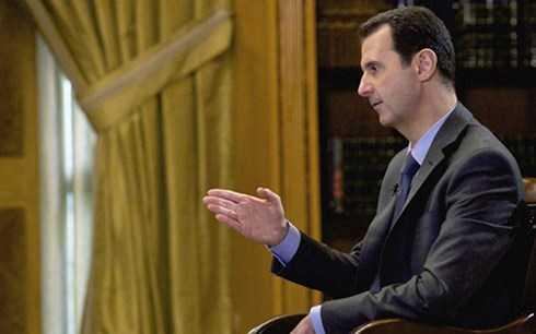 Đương kim Tổng thống Syria Bashar Assad