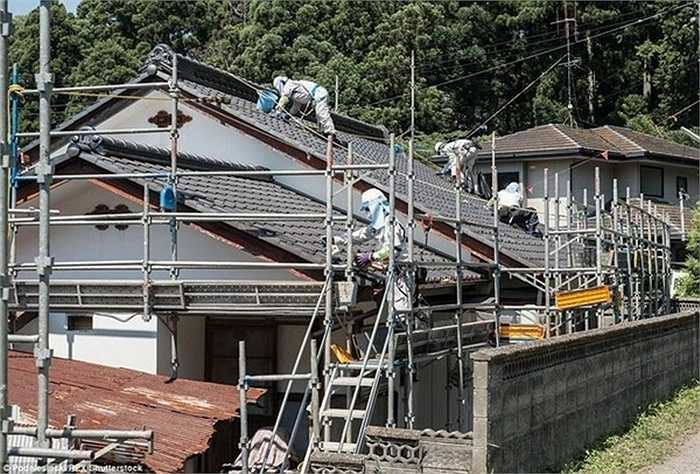 Giới chức Nhật Bản vẫn chỉ đạo cho khắc phục sự cố của thảm họa này trong suốt 4 năm qua.