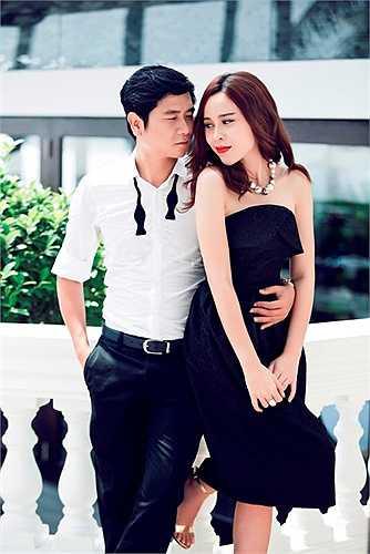 Vốn là một cặp đôi đẹp của làng giải trí Việt, thời gian gần đây, Lưu Hương Giang - Hồ Hoài Anh còn nhận được nhiều sự khen ngợi trong phong cách thời trang.