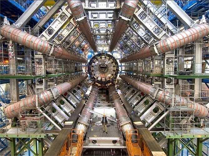 Thụy Sĩ sở hữu máy gia tốc hạt lớn nhất thế giới mang tên The Large Hadron Collider. Không những thế, khoa học công nghệ của họ đứng đầu thế giới trong 3 mảng: khả năng phát triển, chất lượng nghiên cứu và chi phí nghiên cứu