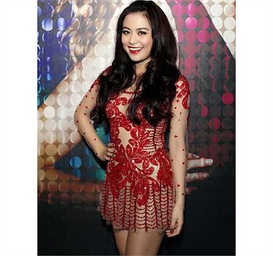 Lợi thế cơ thể gợi cảm trở thành điểm mạnh khi Hoàng Thùy Linh từ một diễn viênlấn sân sang ca hát.