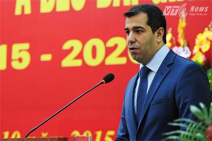 Đại sứ Azerbaijan Anar Imanov chia sẻ về quãng thời gian làm Đại sứ 2 năm qua tại Việt Nam
