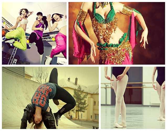 Khiêu vũ: là một hình thức khác của thể dục giúp tăng sự trao đổi chất. Có nhiều hình thức khác nhau của vũ đạo làm tăng cường sự trao đổi chất trong bạn.