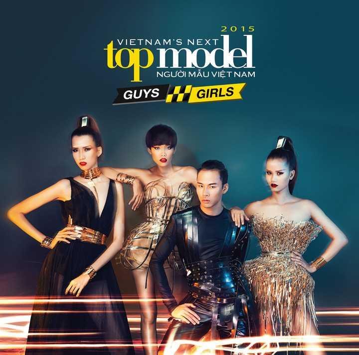 vietnam's Next top model 2015