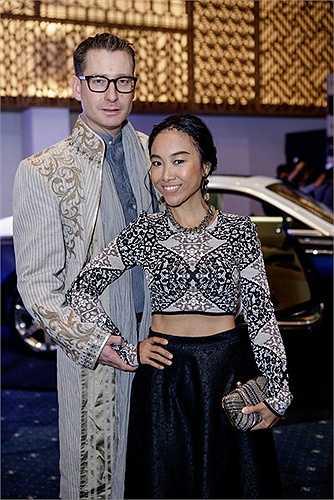 Vợ chồng Đoan Trang