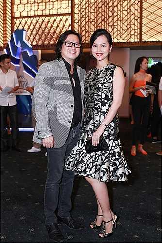 Vợ chồng diễn viên Đỗ Hải Yến