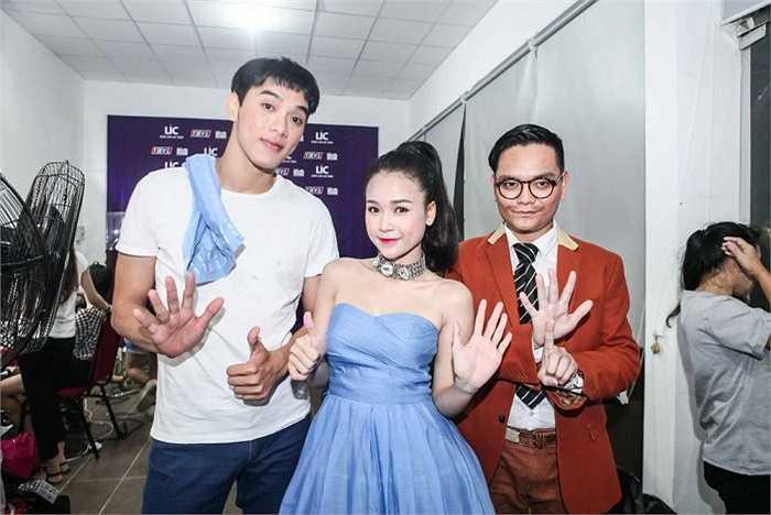 Trong đêm thi tuần trước,  Thuận Nguyễn từng chinh phục BGK khi mang màn 'slow-motion' đình đám của mình trong vở kịch Chuyện tình Bangkok lên sân khấu.
