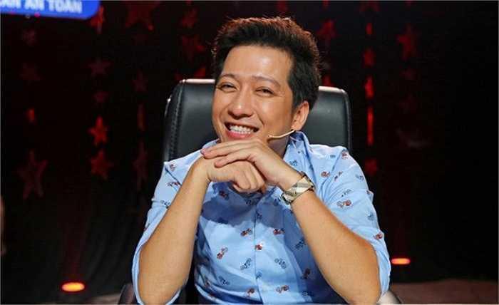 Trong đêm thi, Trường Giang cũng hồi tưởng về ký ức của mình qua diễn xuất của Thuận Nguyễn.