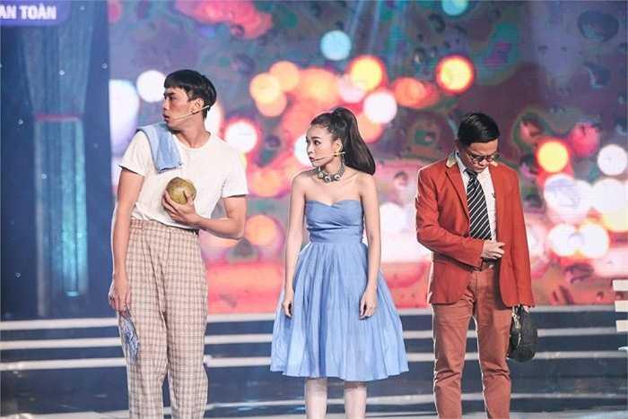 Sang đến tuần thi thứ 6 với chủ đề Nhạc kịch, Thuận Nguyễn cùng nhóm Ô Kìa lại tiếp tục mang đến một tiết mục xuất sắc với vở nhạc kịch thuần Việt mang tên Người Sài Gòn
