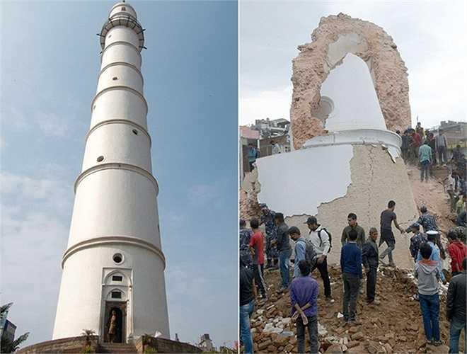 Động đất ở Nepal 2015. Trận động đất lịch sử làm rung chuyển Nepal và được đo lường là đạt mức 7,3 độ Richter. Không những thế, Trung Quốc, Ấn Độ ... cũng chịu ảnh hưởng. Đã có hơn 200 người chết và 4000 người bị thương từ thảm họa này