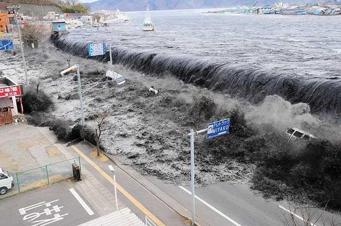 Thảm họa Tōhoku, 2011. Vào tháng 3/2011, một trận động đất mạnh tới 9.0 độ Richter - xếp thứ 4 trong lịch sử đã tấn công Nhật Bản, kéo theo 1 cơn sóng thần khủng khiếp. 15.000 người đã chết. Không dừng lại ở đó, trận động đất làm rung chuyển nhà máy hạt nhân Fukushima và ảnh hưởng của nó còn kéo dài đến hiện tại
