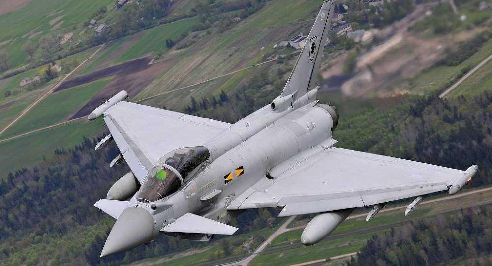 Máy bay chiến đấu của Không quân Hoàng gia Anh