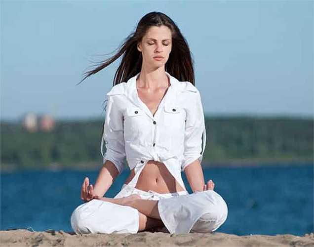 Thư giãn:  thư giãn cơ thể càng nhiều càng tốt, thông qua thiền định hoặc giấc ngủ vì căng thẳng có thể phá hủy hệ thống tiêu hóa của bạn theo cách có thể.