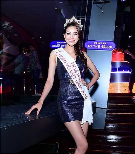 Có thể nói, Phạm Hương không phải là thí sinh có hình thể vượt trội, tuổi cũng không còn trẻ, nhưng ở cô toát lên sự tự tin và quan trọng hơn là thần thái của một Hoa hậu.