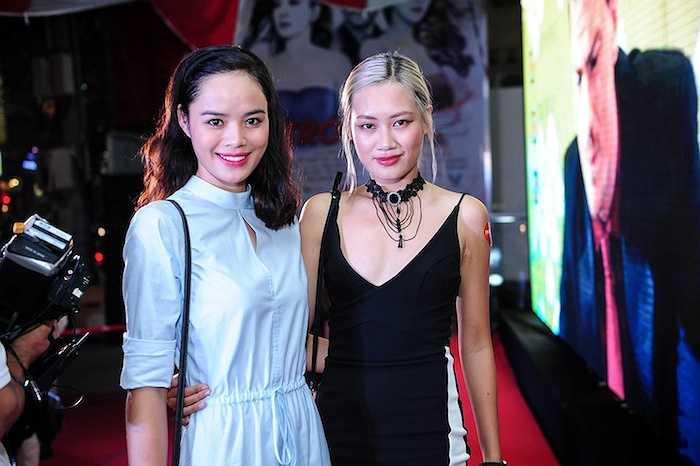 Trần Hiền và Thanh Hoa VNTM.