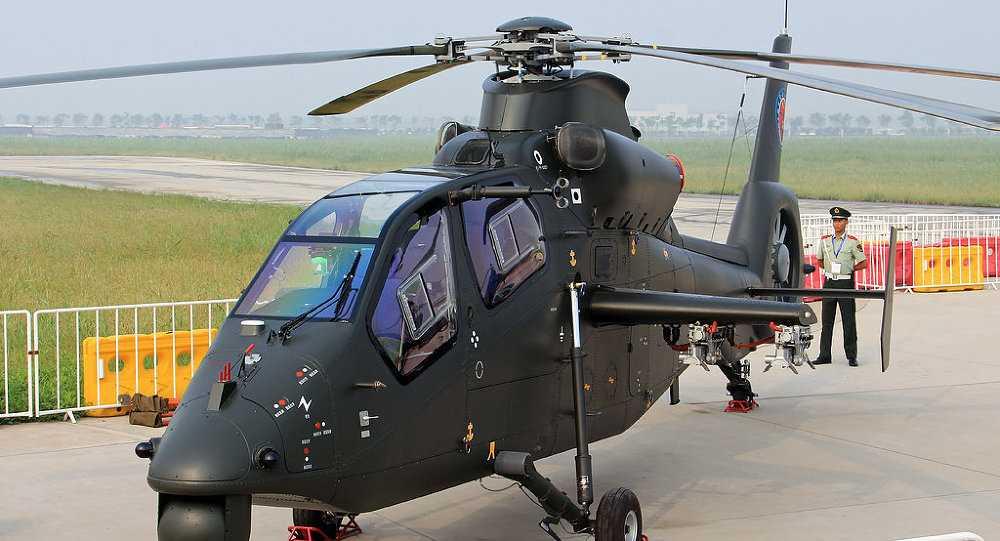 Trực thăng Trung Quốc