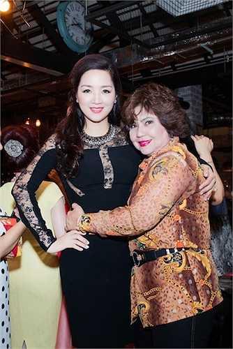 Không chỉ nổi bật trong showbiz bởi nhan sắc 'không tuổi', Hoa hậu Đền Hùng Giáng My còn được biết đến là nữ doanh nhân tài ba, giàu có.