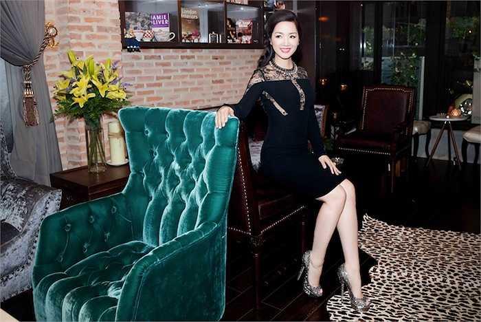 Từ một nghệ sỹ piano, chị đã trở thành giám đốc đối ngoại của một tập đoàn truyền thông của Thái Lan tại Việt Nam.