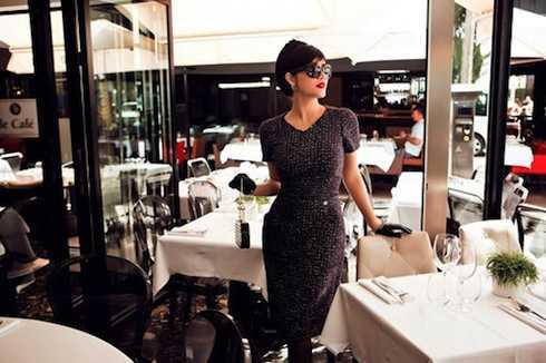 Lý Nhã Kỳ được coi là một trong những nữ doanh nhân có máu mặt trên thương trường Đôi khi, những lần xuất hiện tại Liên hoan phim Cannes hay các Tuần lễ thời trang cũng không nằm ngoài mục đích tìm kiếm cơ hội kinh doanh của người đẹp.