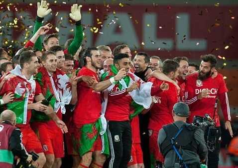 Xứ Wales lần đầu tiên dự vòng chung kết Euro